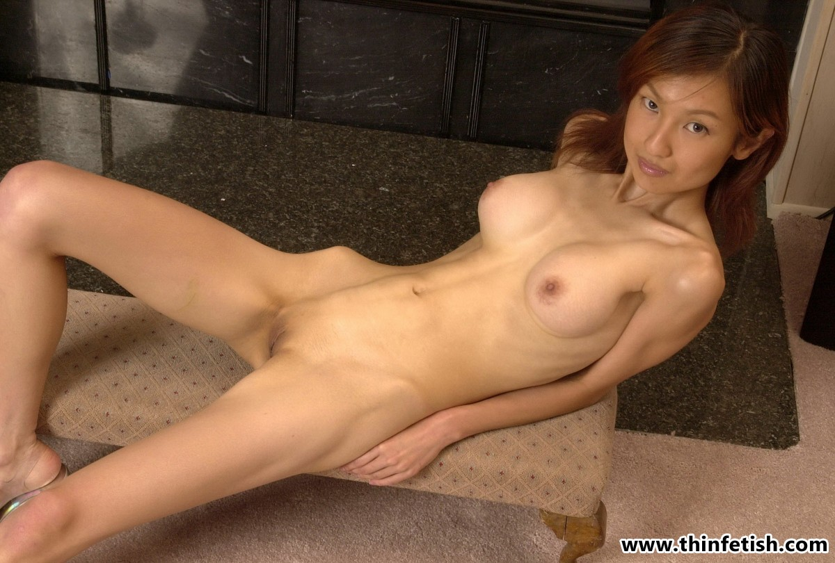 Asian tits big skinny with