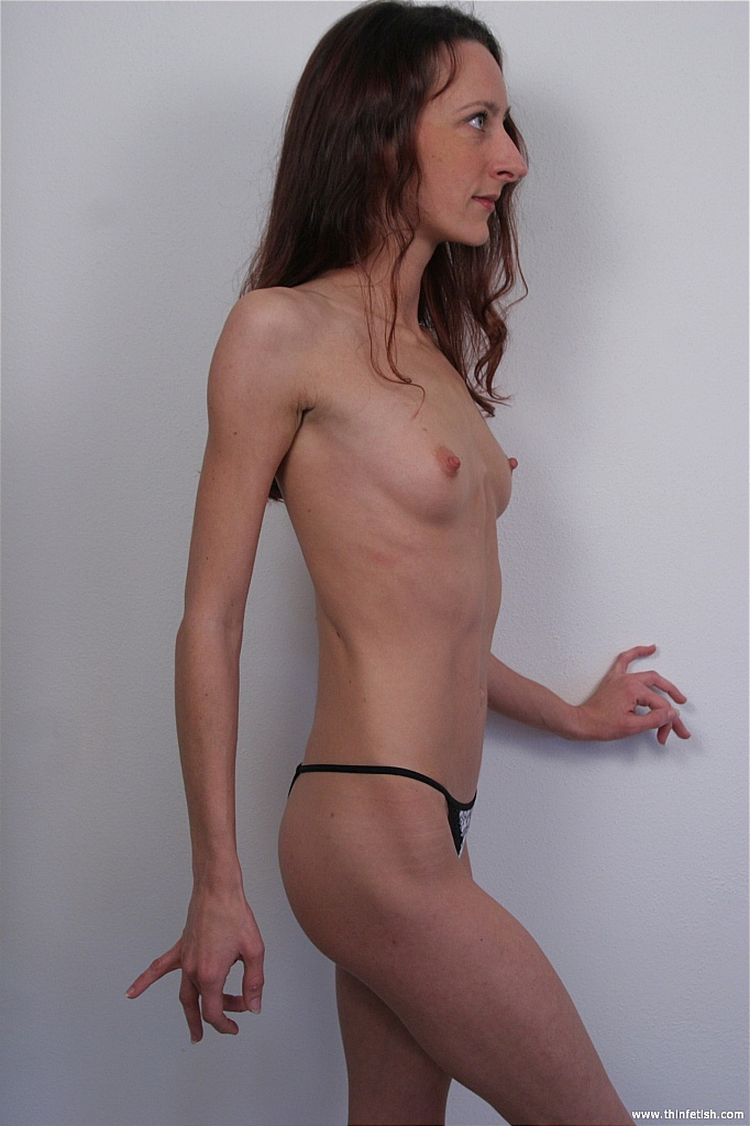 Girl hot naked hairy skinny